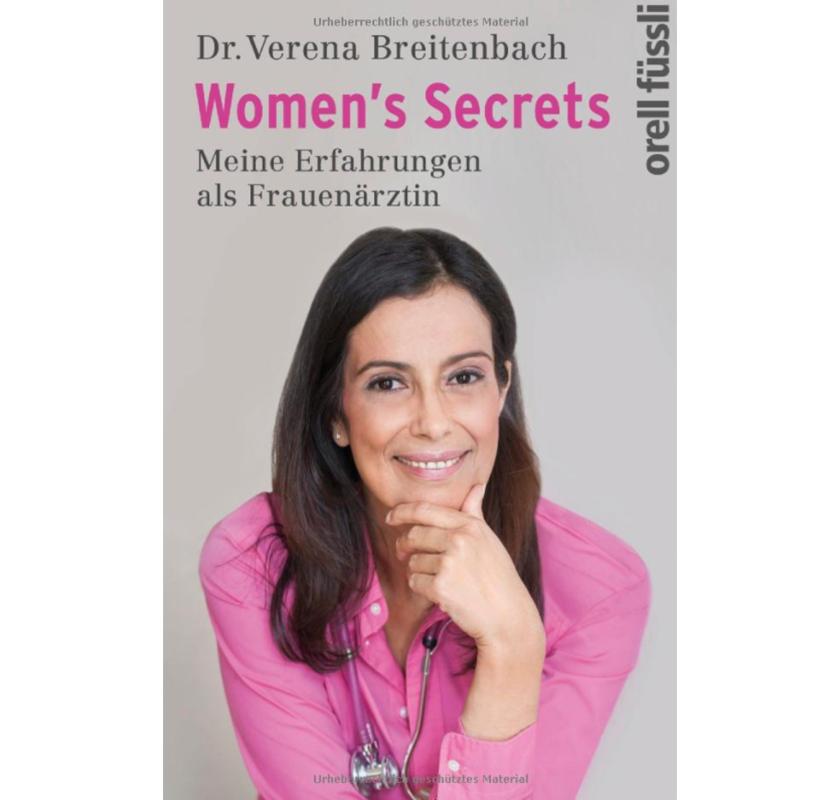 Buchcover Women`s Secrets - Meine Erfahrungen als Frauenärztin